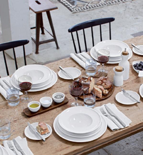 Plates from Villeroy & Boch