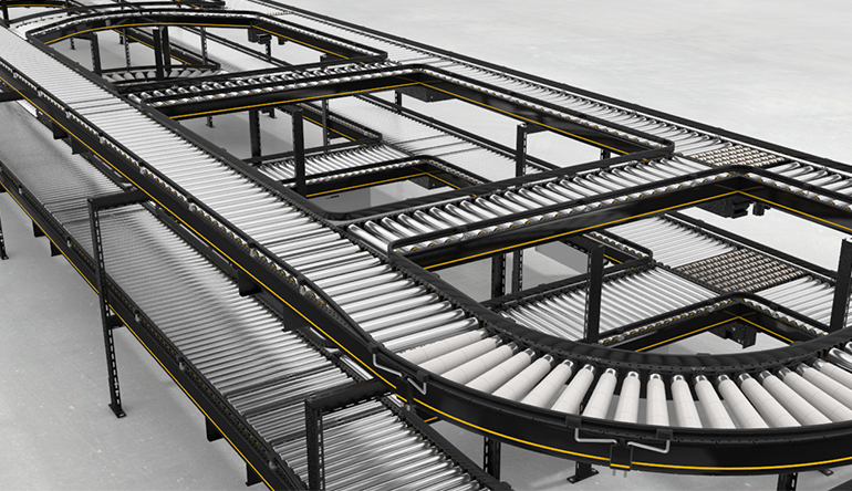 New Modular Conveyor Platform Products Conveyors